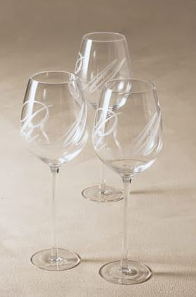 Kieliszek do wina wysoki  RM Wineglass 7,5×8,5x30cm Miloo Home 146380
