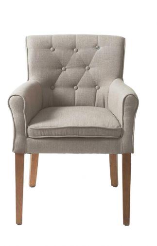 Krzesło obiadowe La Scala 62x64x82 cm Riviera Maison Miloo Home 3593001