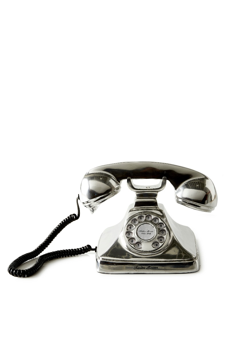 Figurka Classic 1960 Telephone Riviera Maison Miloo Home 415340