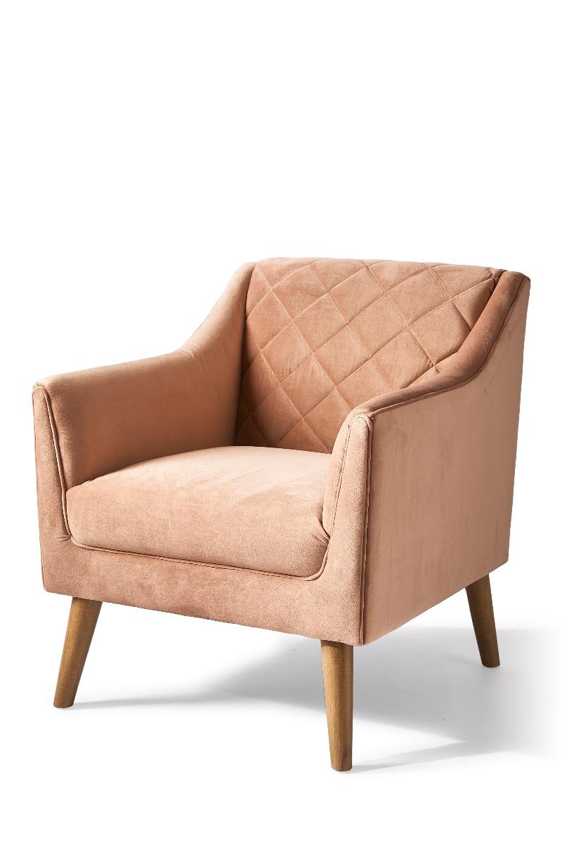 Fotel Contessa Armchair Velvet Riviera Maison Miloo Home 4309003