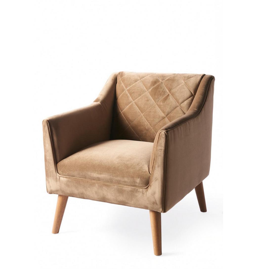 Fotel Contessa Armchair Velvet Riviera Maison Miloo Home 4309005