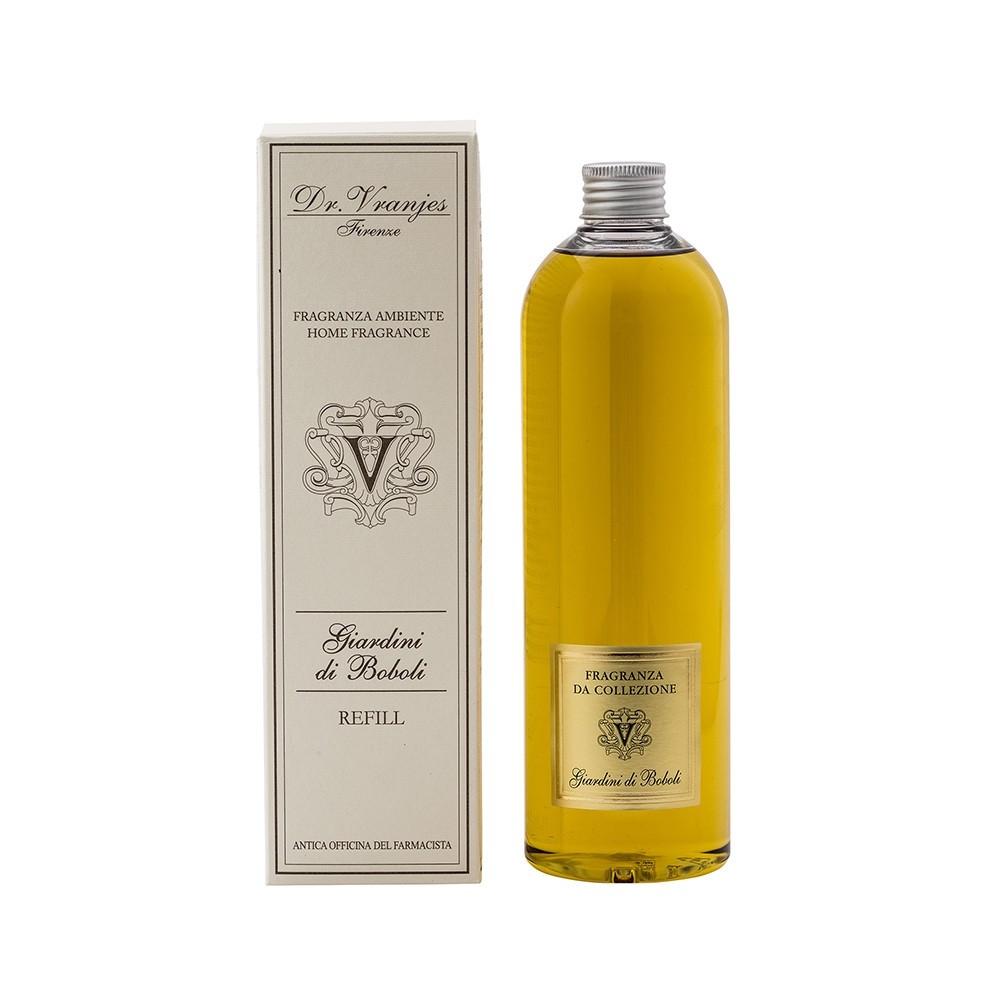 Płyn uzupełniający do dyfuzora zapachu Giardino Di Boboli 500 ml Miloo Home DR-FRV0017E