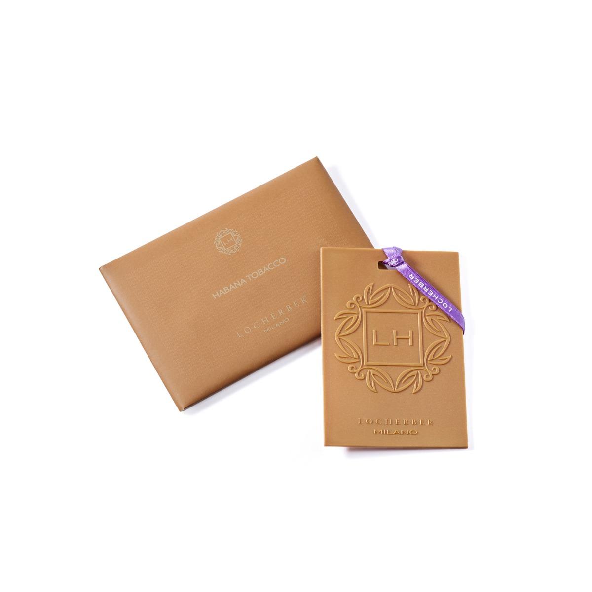 Karta zapachowa Habana Tobacco Miloo Home LCH-440112