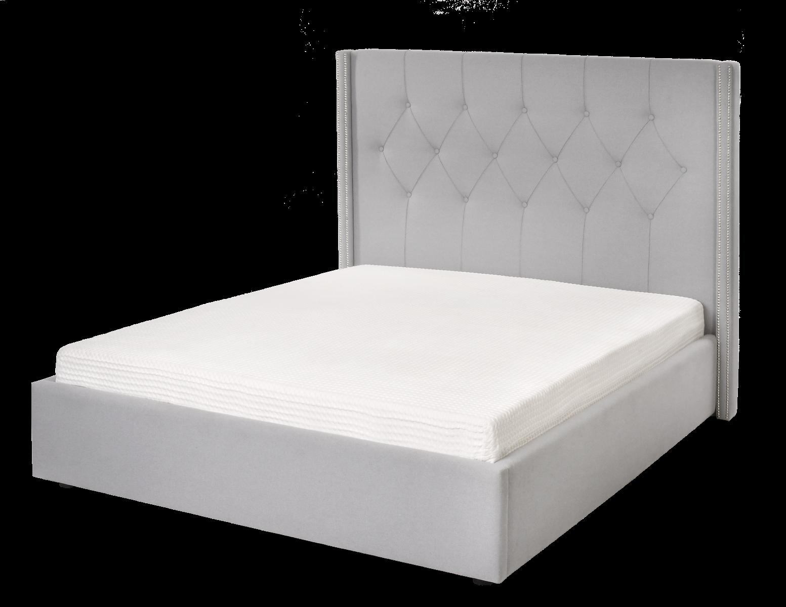 Łóżko Jerome z Ćwiekami 178x224x125cm Miloo Home ML2952-CS-110