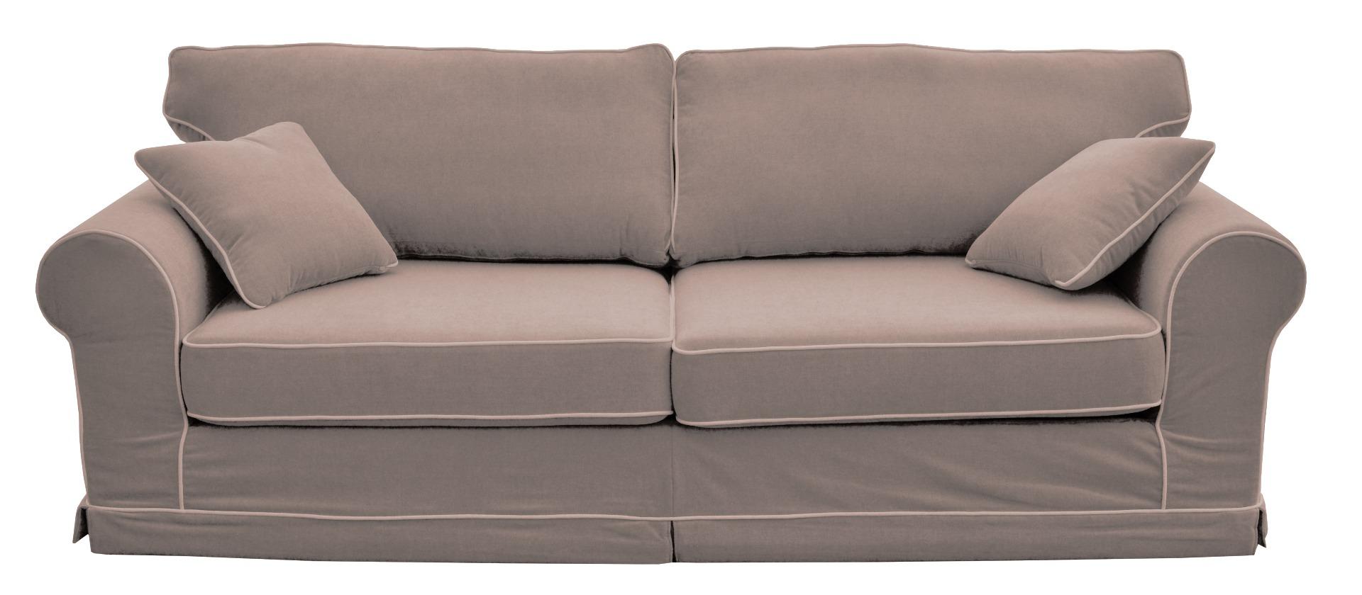 Sofa Elsa 3 os. 231x96x87 cm Miloo Home ML6542-BL-242/BL-248