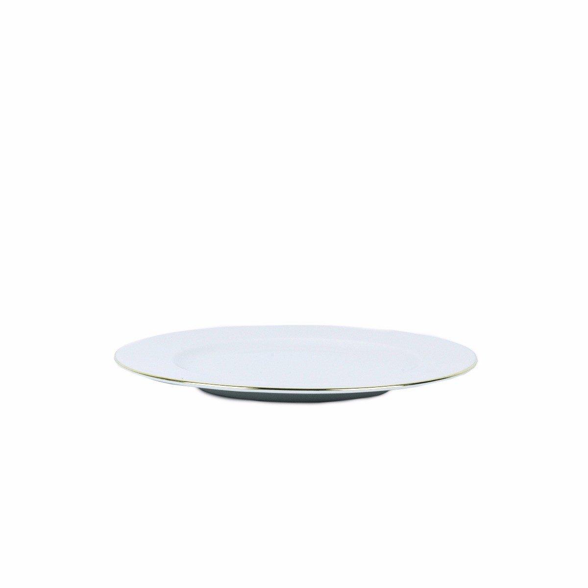 Talerz obiadowy płytki śr. 27cm Miloo Home ML7577