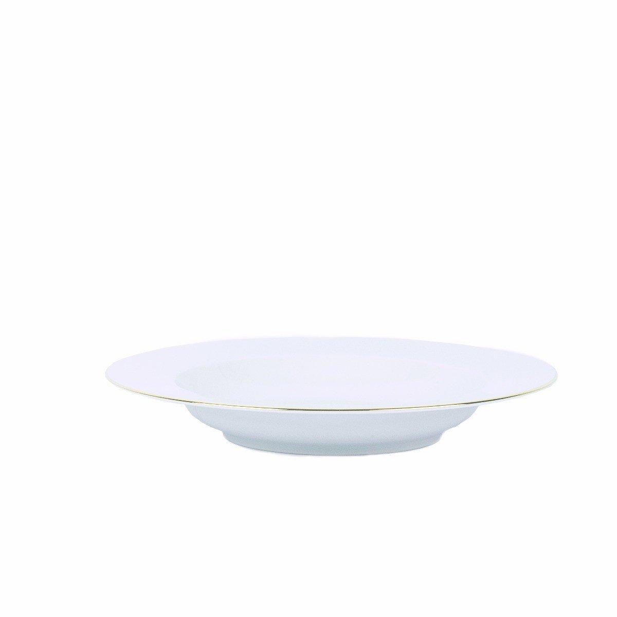 Talerz obiadowy głęboki śr. 22cm Miloo Home ML7578