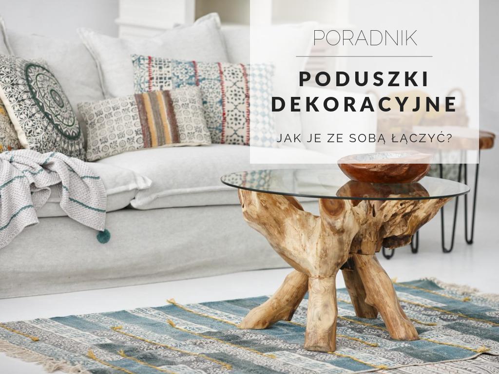 Poduszki Dekoracyjne Jak Je Ze Sobą łączyć Poradnik Miloo